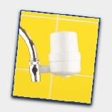 Filtre à eau pour robinet et osmoseurs