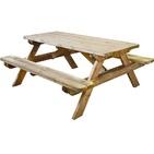 Table pique nique ROBUSTE -BURGER