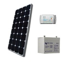 Kit solaire SITE ISOLE 100Wc - 12V