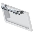 Support panneau pour montage sol/mur/mât Unifix20