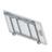 Support panneau pour montage sol/mur/mât Unifix100