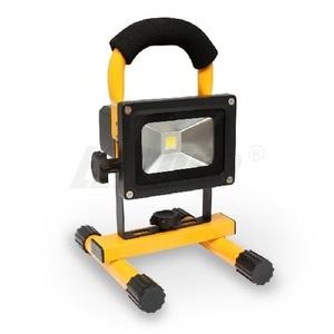 Projecteur LED 30W portable avec Batterie Li-ion