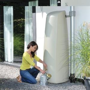 Réservoir eau de pluie ELEGANCE 400L Sable