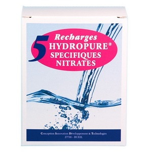 5 recharges filtrantes (Spécial Nitrates) - HYDROPURE RN