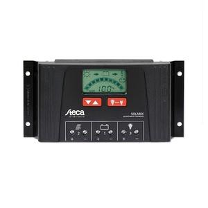 Régulateur de charge STECA PR1010 écran LCD - 10A