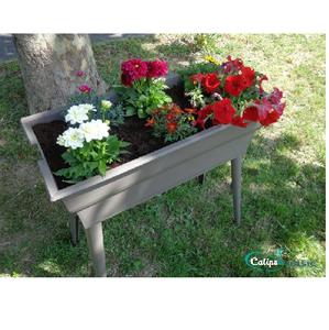 Jardiniere Calipso MAXI BASIC Taupe